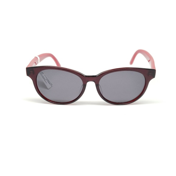 5c0da0dadb Gucci GG 9088J 52mm Round Sunglasses in Red